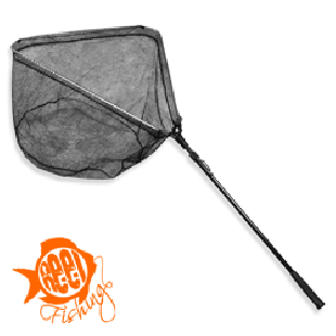 Budget Trout Net Budget Folding/Collapsible Trout Net from Reel Fishing.