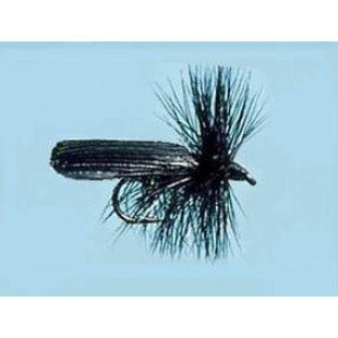 Turrall Caddis (Sedge) Black