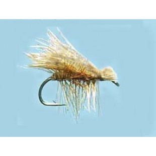 Turrall Caddis (Sedge) Elk Hair Tan