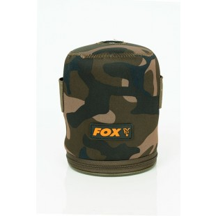 Fox Camo Neoprene Gas Canister Cover