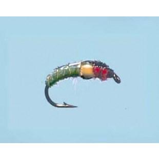 Turrall Czech Nymph Heavy Olive