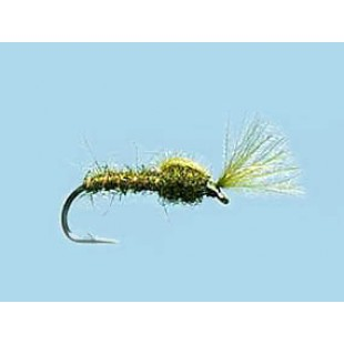 Turrall Cul De Canard Shuttlecock Olive Size 14