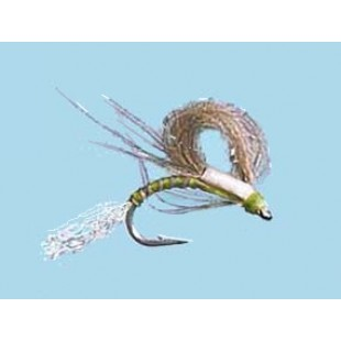 Turrall Loopwing Blue Wing Olive CDC Emerger