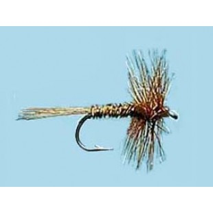 Turrall Dry Hackled Pheasant Tail