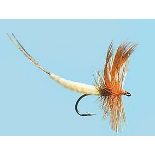 Turrall Detached Mayfly Orange Drake