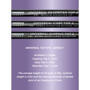 Series 7 Universal top 2 kits