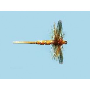 Turrall Dry Winged Sherry Spinner - Size 14