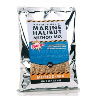 Dynamite Marine Halibut Method Mix
