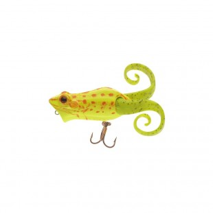 Berkley Frenzy Flicker Shad Chartreuse