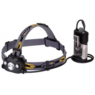 Fenix HP30R recheargable floodlight headlamp