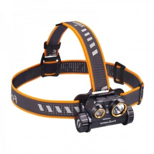 Fenix HM65R Dual Light 1400 lumens headlamp