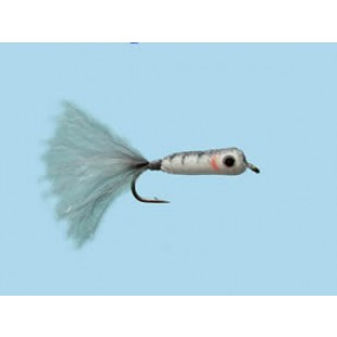 Turrall Floating Fry Roach Size 8