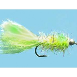 Turrall Fritz Gold Head Chartreuse Size 10