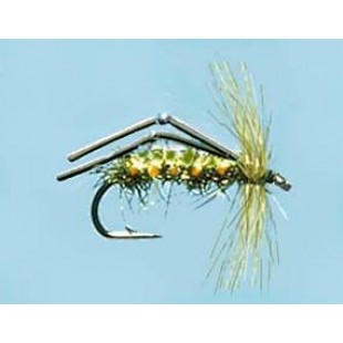 Turrall Flexi-Hopper Olive - Size 12