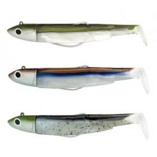 Fiiish Black Minnow no.3 120 Maxi Combo 25g Kaki,Clear Brown & Mojito