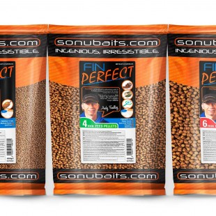 Sonubait Fin Perfect Feed Pellets