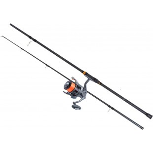 Fishzone Gt Series Mackerel & Bass 10ft with Thunder RX6000 Reel