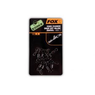 Fox Edges Kwik Change Drop Off Inline Swivel