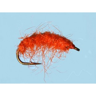 Turrall Flash Shrimps Orange