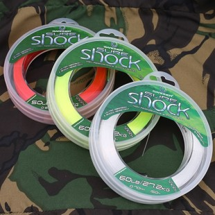 With its superior knot strength & high abrasion resistence Gardner Sure Shock Leader line is an excellent choice for the angler looking for a quality shockleader or trace body