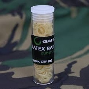 Gardner Latex Bait Bands 4.8mm