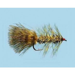 Turrall Grizzly Bugger Gold Size 8