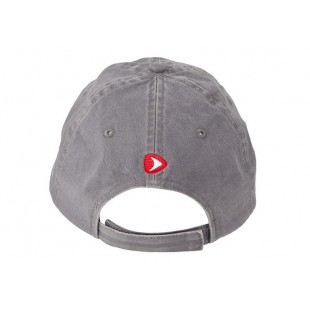 Greys Charcoal Logo Cap