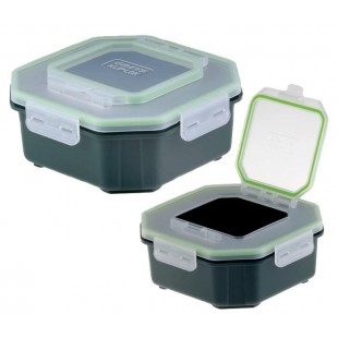 Greys Klip-Lok Flip Top Lid Bait Box
