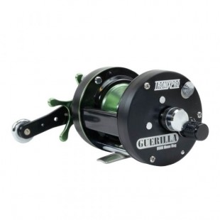 Tronixpro Guerilla 6500 Mono Mag Multiplier fishing reel right hand wind