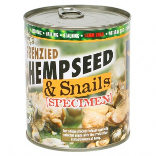 Dynamite Baits Hempseed and Snails Specimen
