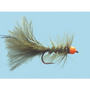 Turrall Hot Heads Blue Ray Damsel Size 12