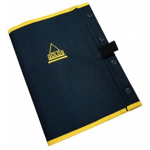 Ian Golds Large 3 Fold Rig Wallet