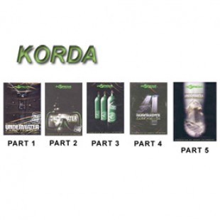 Korda State Of The Art Underwater Carp Fishing Dvd - Part 1