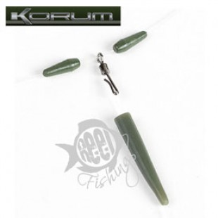 Korum Ready Heli Kits Quick Change Swivel