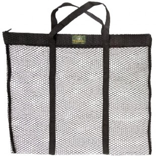 Snowbee Rubber Mesh Bass Bag Large