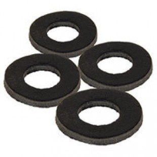 Fox Black Label Leather Washers