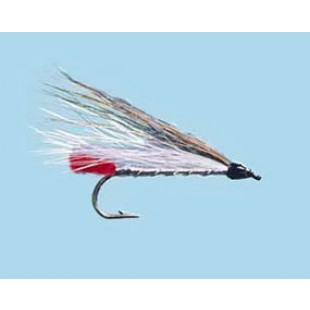 Turrall Streamer/Lure Black Nose Dace - Size 8
