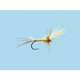 Turrall Mayfly Yellow Drake Cripple Size 10