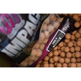 Mainline High Impact Choc O Boilies 15mm 1kg