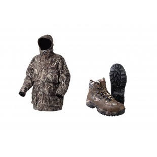 Prologic Max 5 Thermo Armour Jacket with Max5 Grip Trek Boots