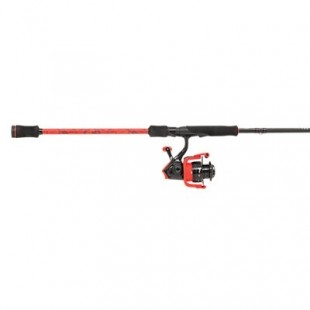 Abu Garcia Black Max 8' Spinning Rod with Black Max 30 Reel