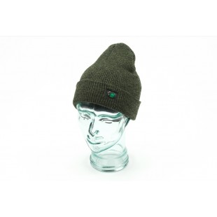 Thinking Anglers Moss Green Beanie