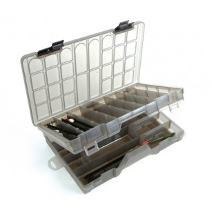 Middy multi compartment accessory box