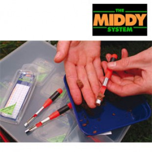 Middy Meat Punch Set (Blue)
