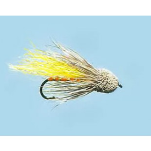 Turrall Muddler Texas Rose Size 8