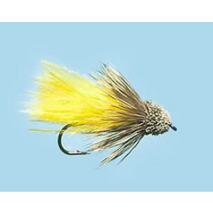 Turrall Muddler Yellow Marabou