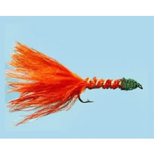 Turrall Nobbler Dog Nobbler Orange Size 8