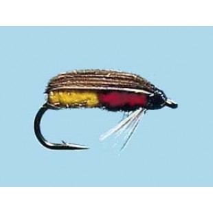 Turrall Standard Nymph Amber Size 12