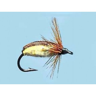 Turrall Standard Nymph Maggot Size 12
