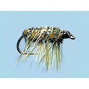 Turrall Standard Nymph Shrimper - Size 12